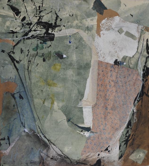 Faun - Collage - Kunst