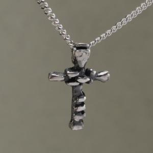 Kreuz aus Silber - Unikat
