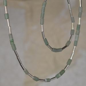 Collier aus Silber - Unikat