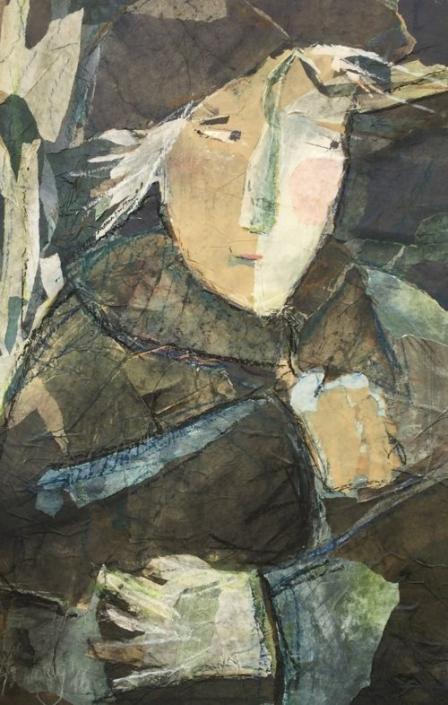 Collage - Kunst - Anja Hannig