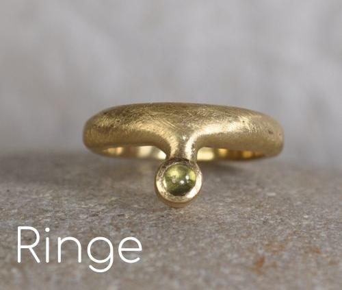 Ringe - Goldschmied - Unikate