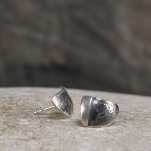 Ohrschmuck aus Silber - Unikat