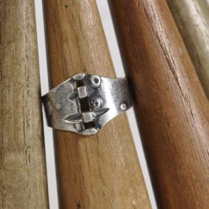 Ring aus Silber - Einzelstueck